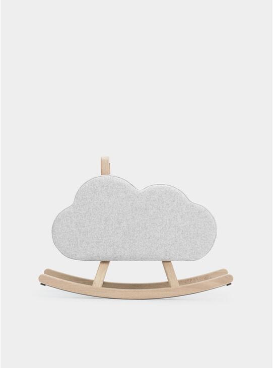 Iconic Cloud Rocking Horse