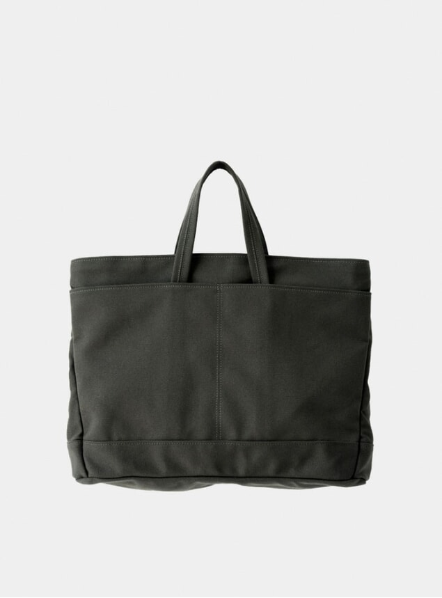 Army Green Work Carryall