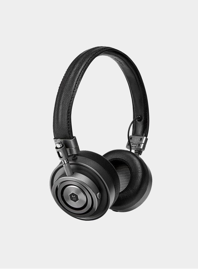 Gunmetal / Black MH30 Headphones