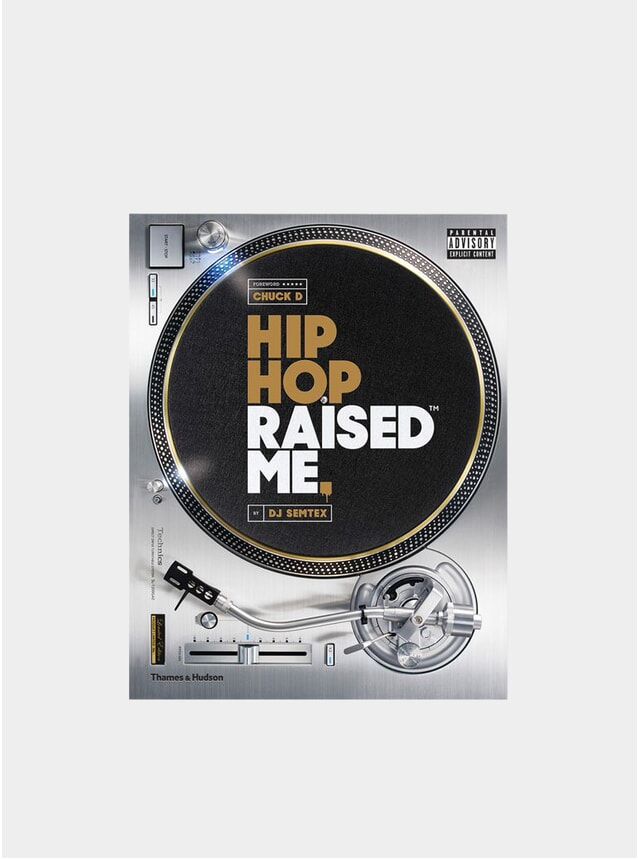 Hip Hop Raised Book
