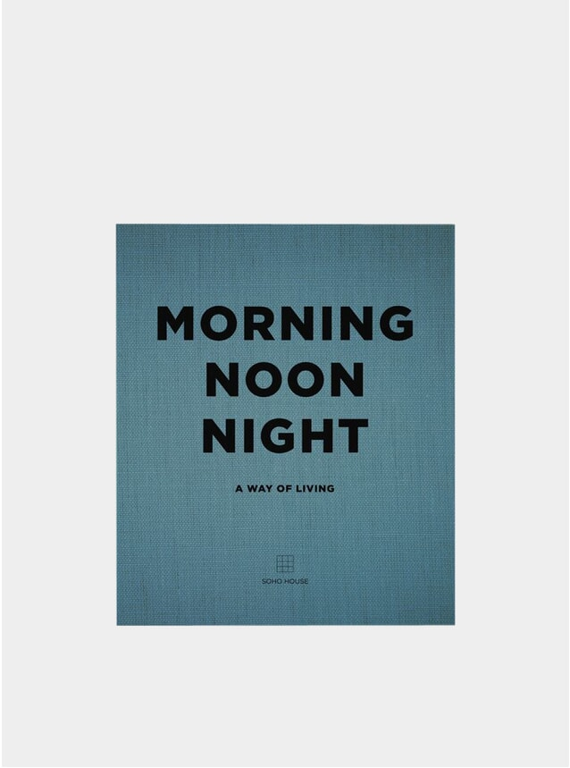 Morning Noon Night Book