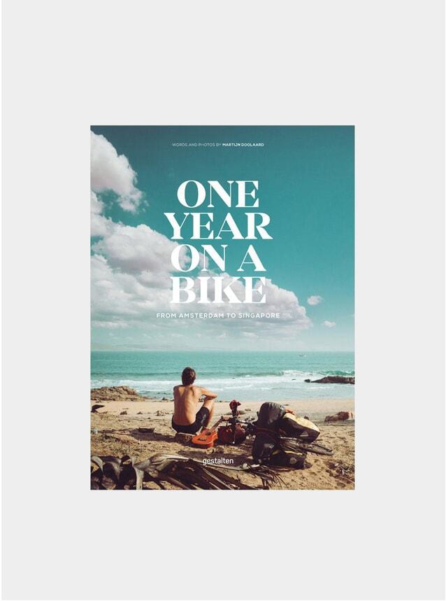 One Year on a Bike Book