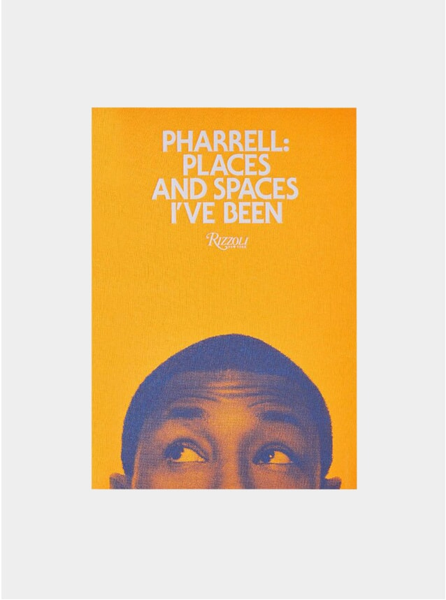 Places and Spaces I've Been Book