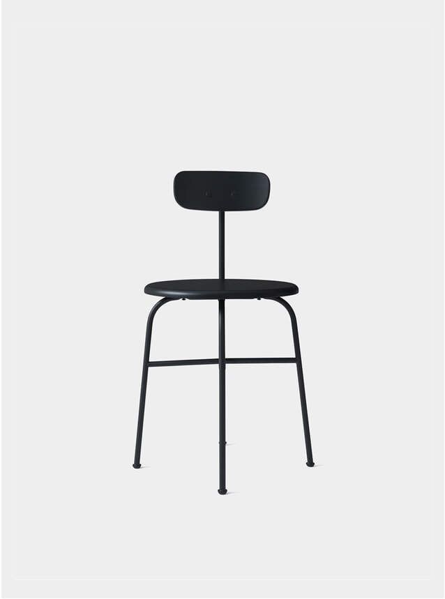 Black Afteroom Dining Chair 4