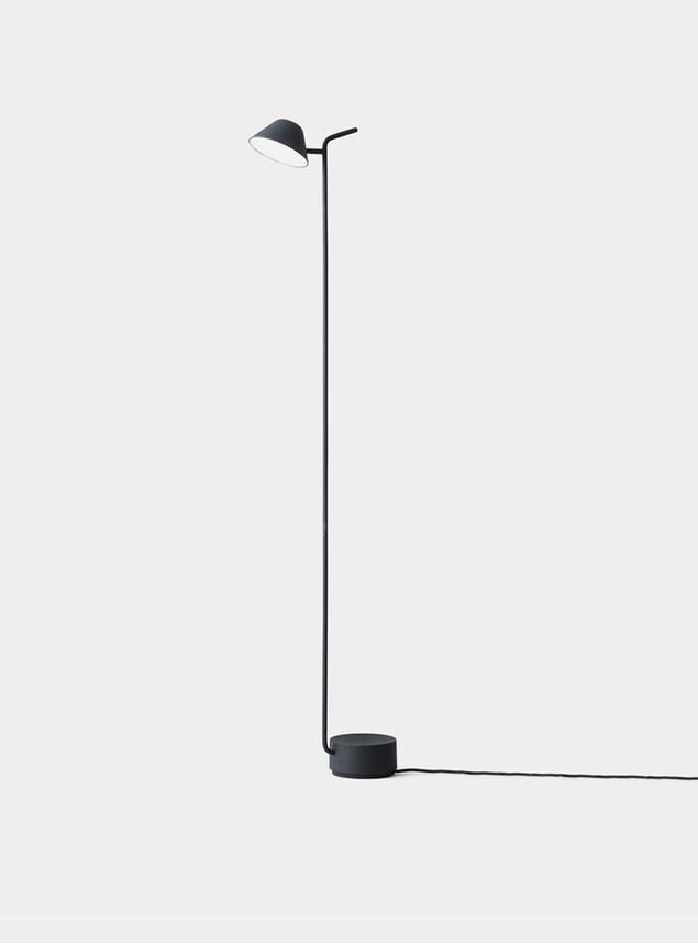 Black Peek Floor Lamp