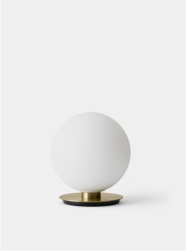 Brushed Brass Table / Wall Lamp