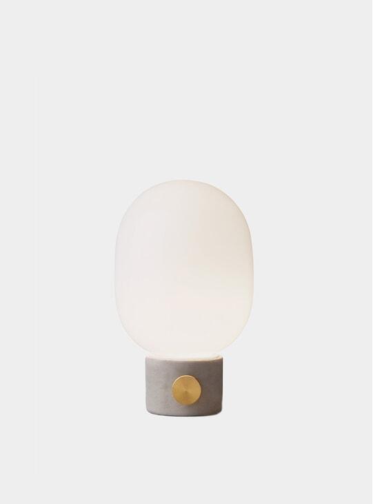 Concrete JWDA Table Lamp
