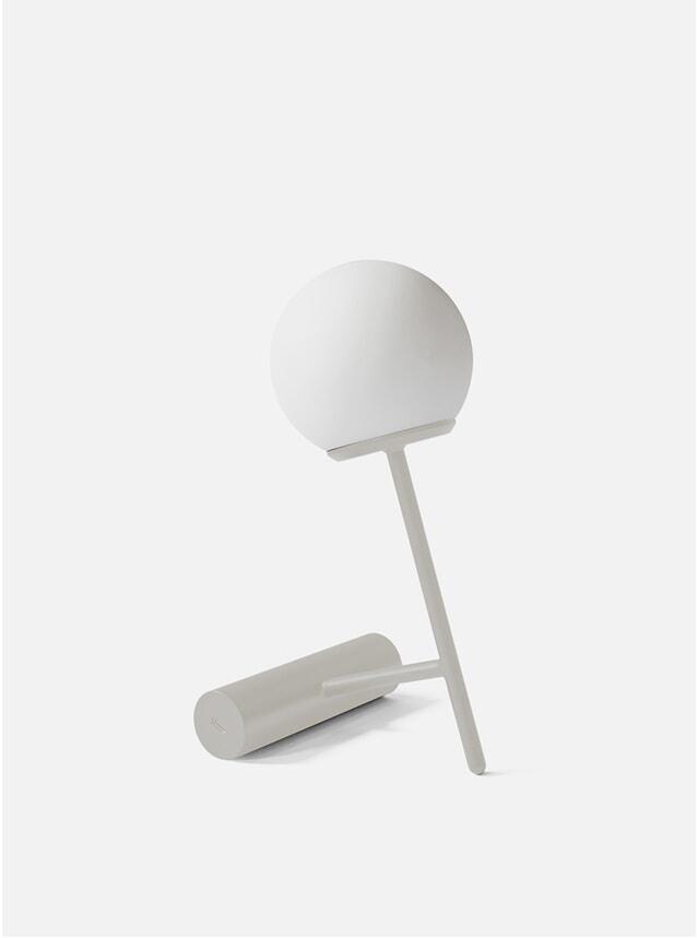 Light Grey Phare LED Lamp