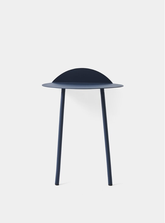 Midnight Blue Low Yeh Wall Table