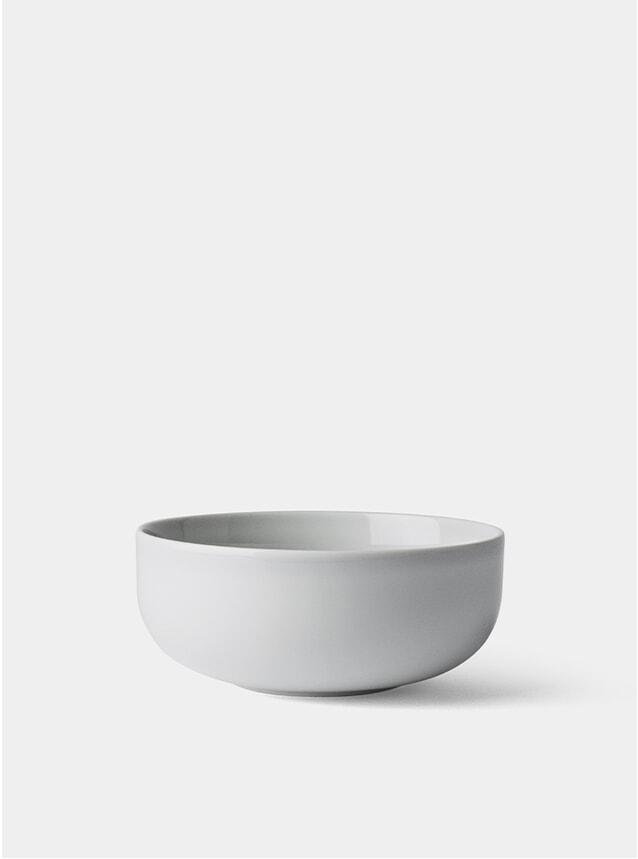 Smoke Ø13.5cm New Norm Bowl Set of 4