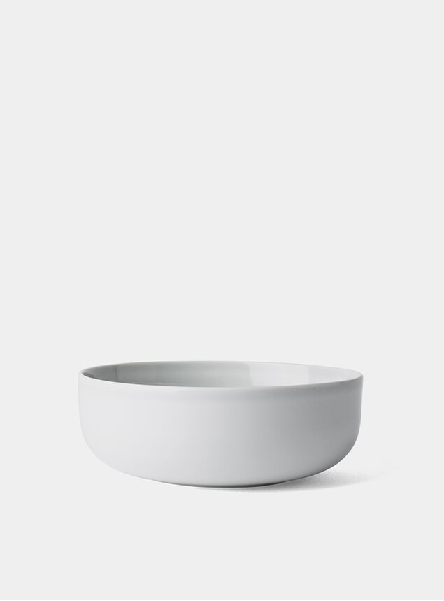 Smoke Ø17.5cm New Norm Bowl Set of 4