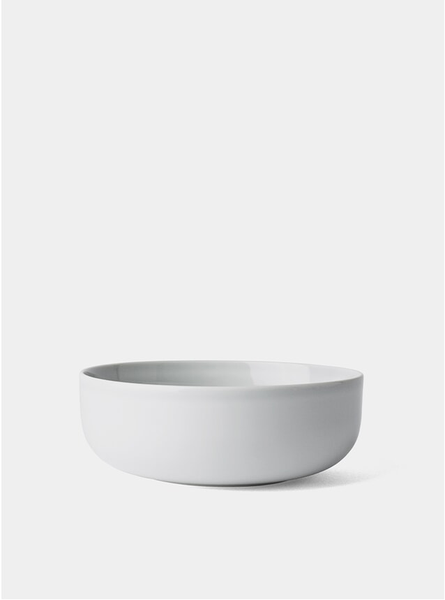 Smoke Ø17.5cm New Norm Bowl Set of 4