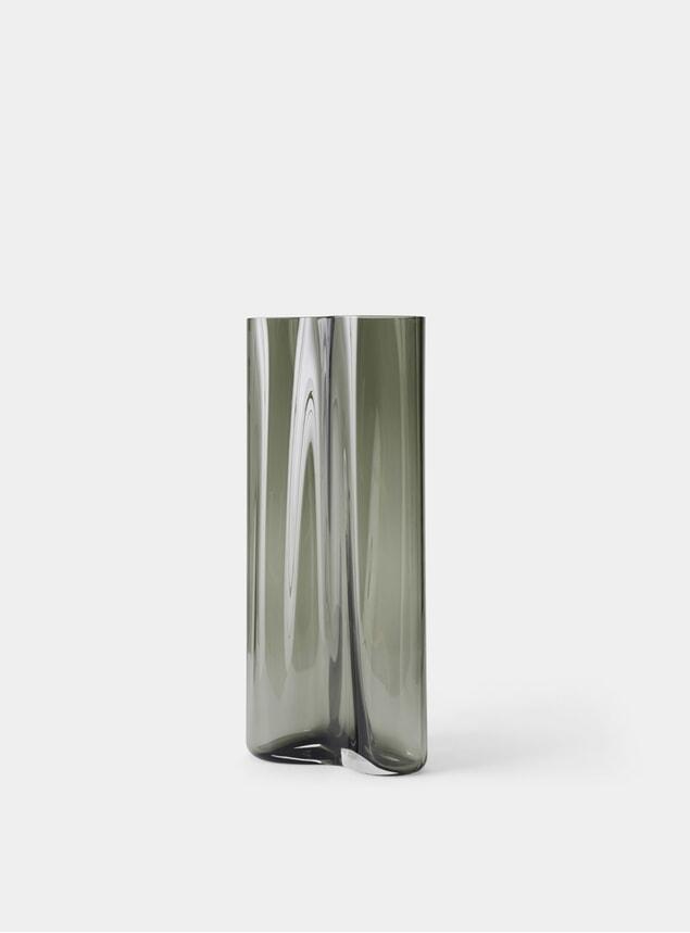 Smoke 49cm Aer Vase