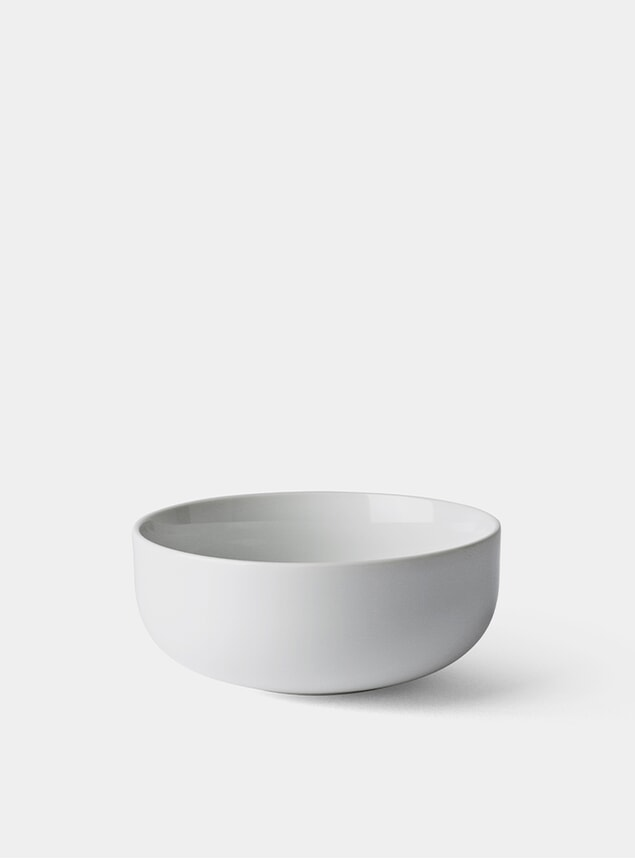 White Ø13.5cm New Norm Bowl Set of 4