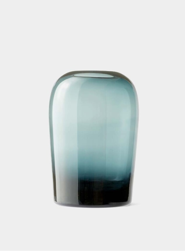 X-Large Midnight Blue Troll Vase