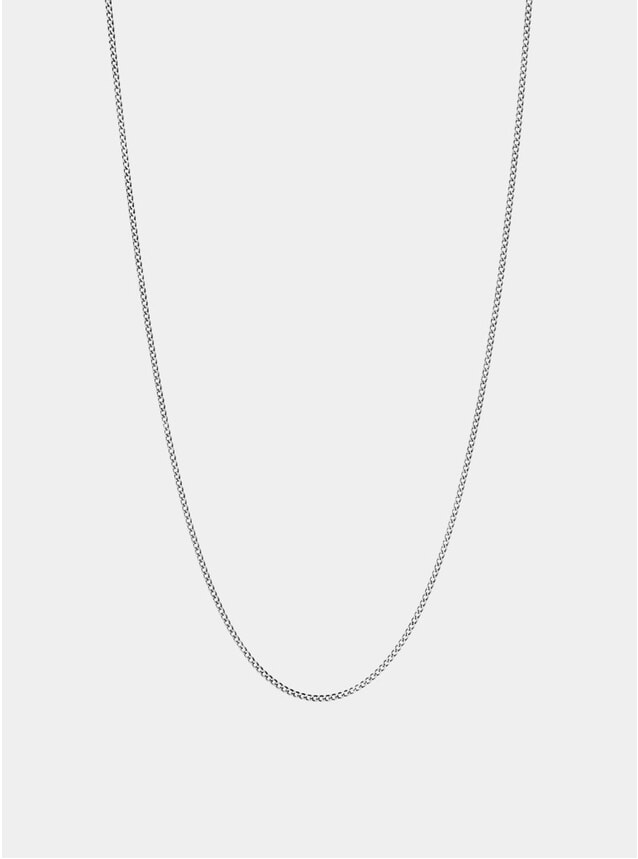 Sterling Silver 1.3mm Chain Necklace