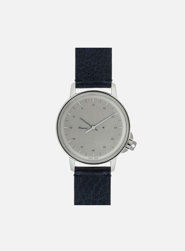 M12 Swiss Steel Watch - Dusk Strap
