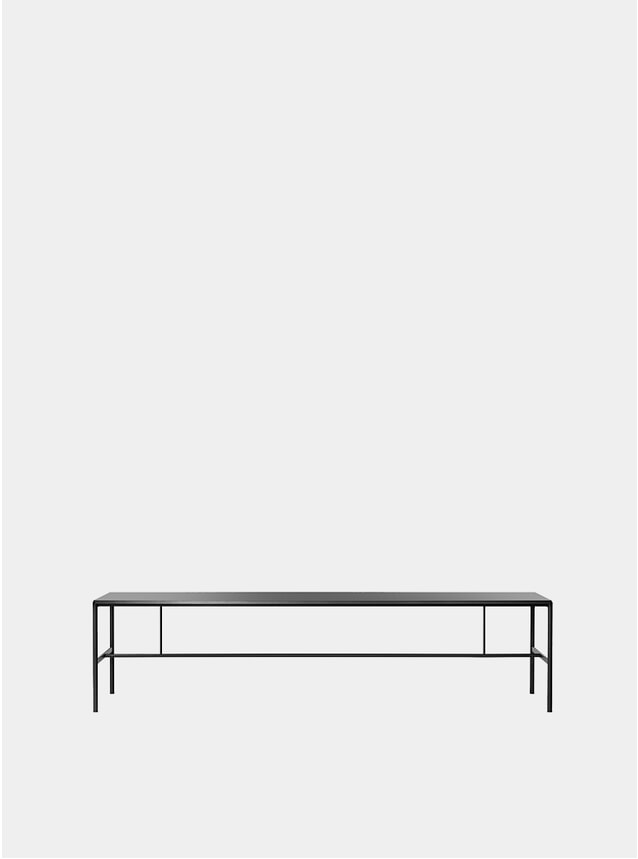 Black Mies Conference Table