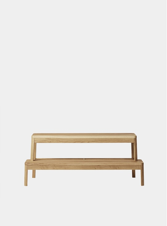 Oak Arise Bench