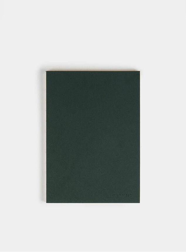 Holy Golden Racing Green Regular Notebook