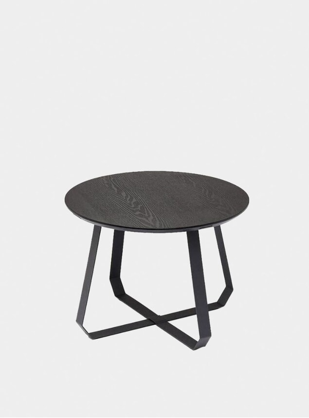 All Black Short Shunan Table