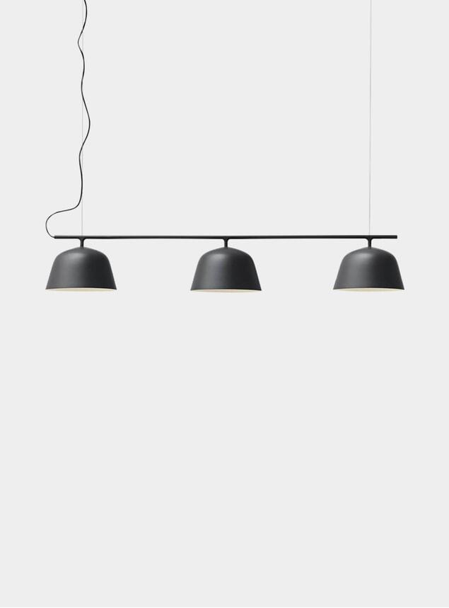 Black Ambit Rail Lamp