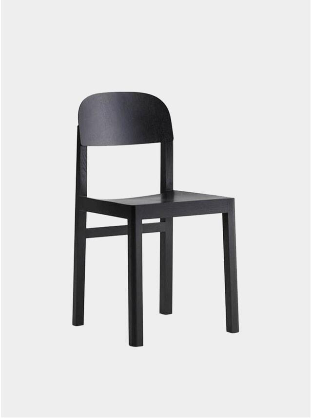 Black Workshop Dining Chair