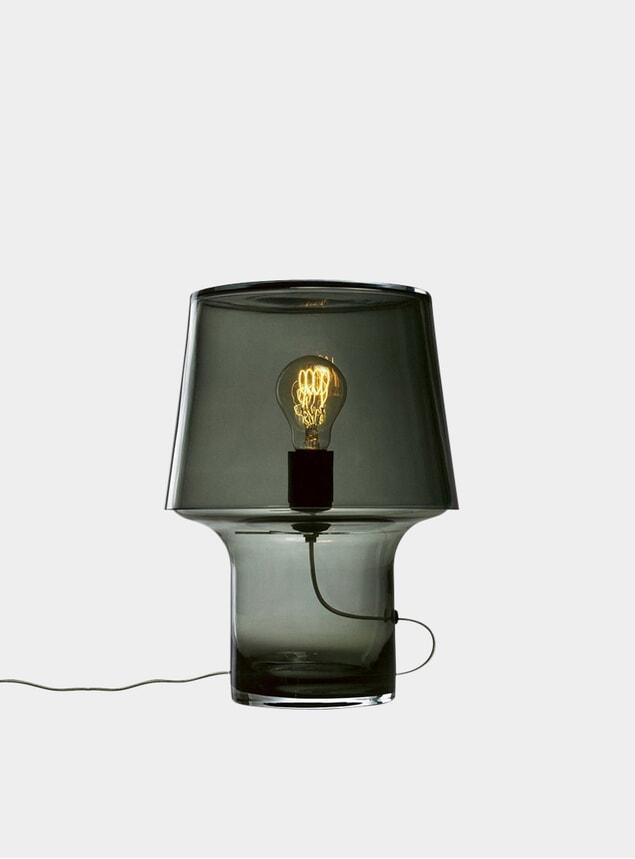Grey Cosy Lamp