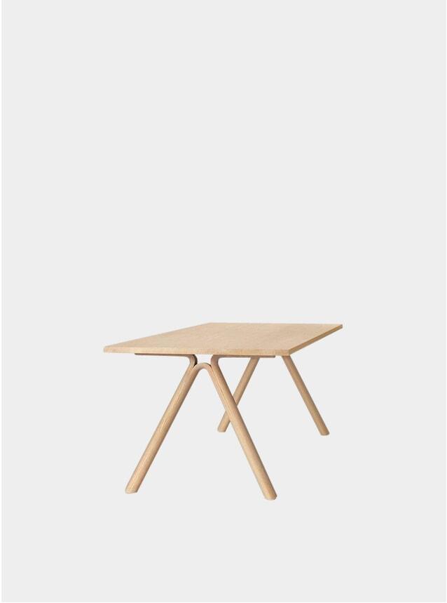 Oak Split Dining Table
