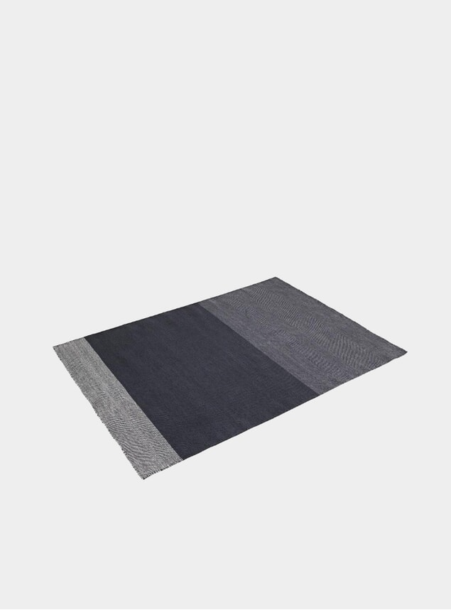 Dark Grey Varjo Rug
