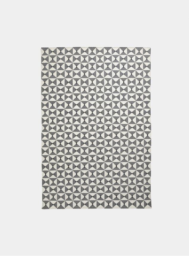 Grey Mosaik Rug