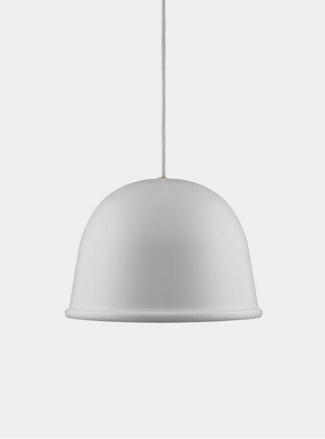 White Local Lamp