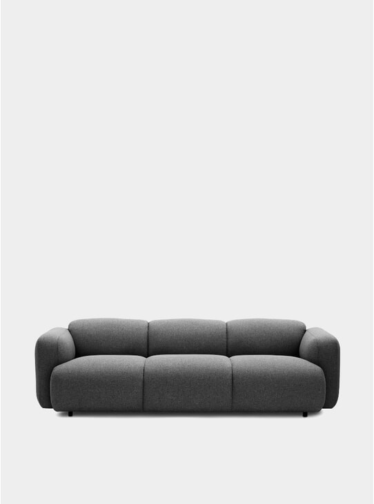 Medley Swell 3 Seater Sofa
