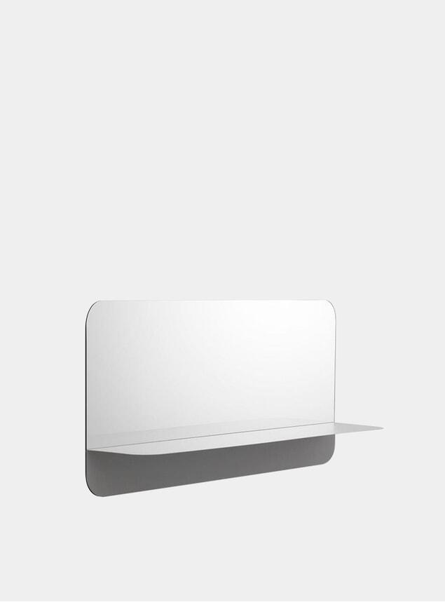 Grey Horizon Mirror