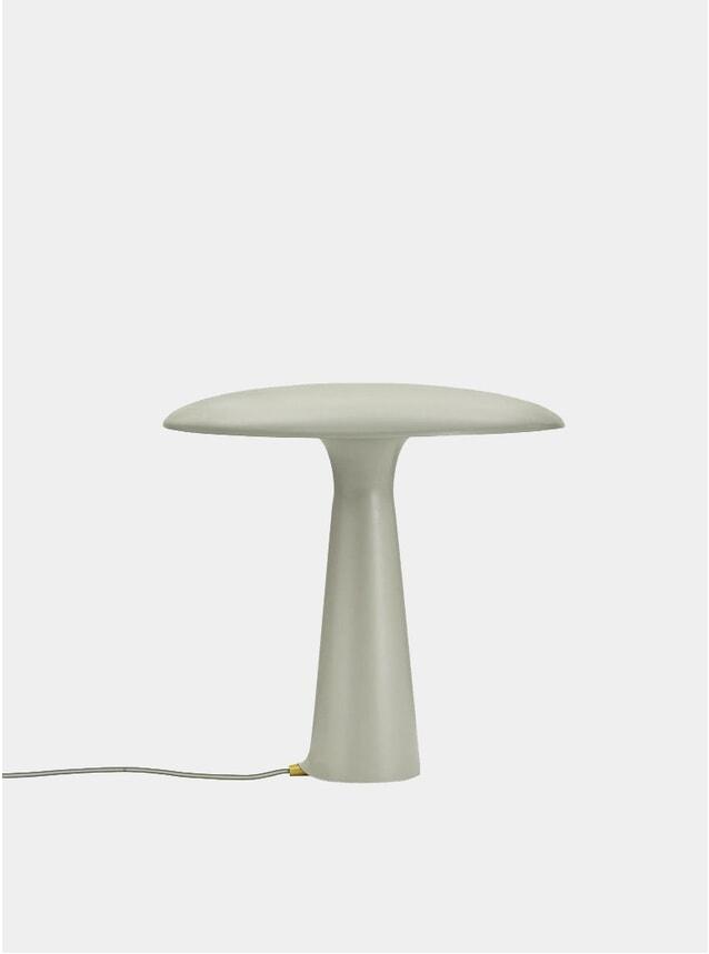 Limestone Shelter Table Lamp