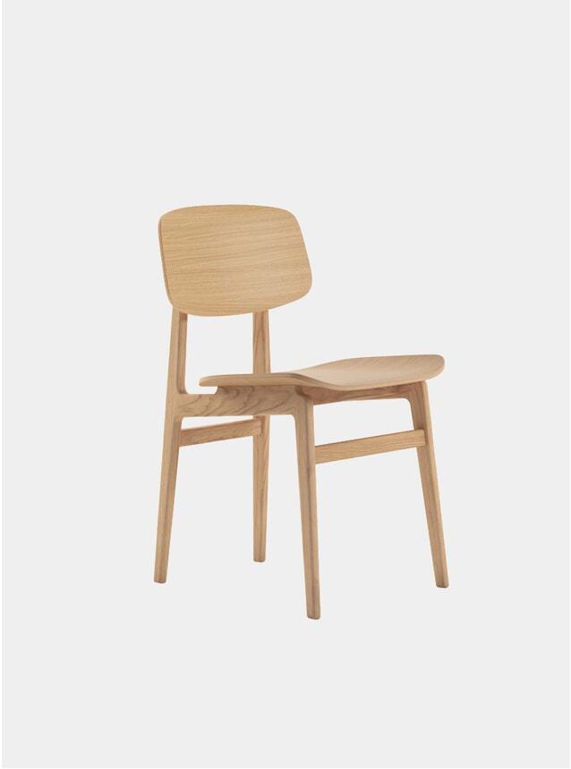 Natural NY11 Dining Chair