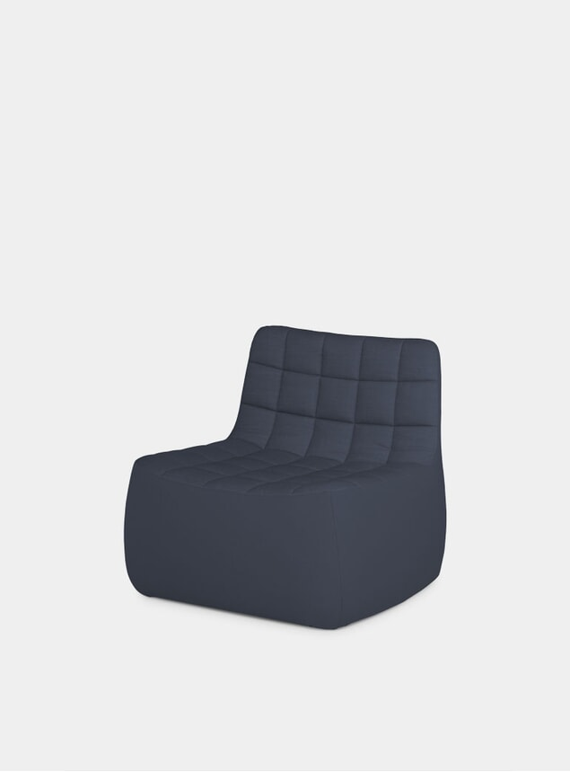 Dark Blue Medium Yam Chair