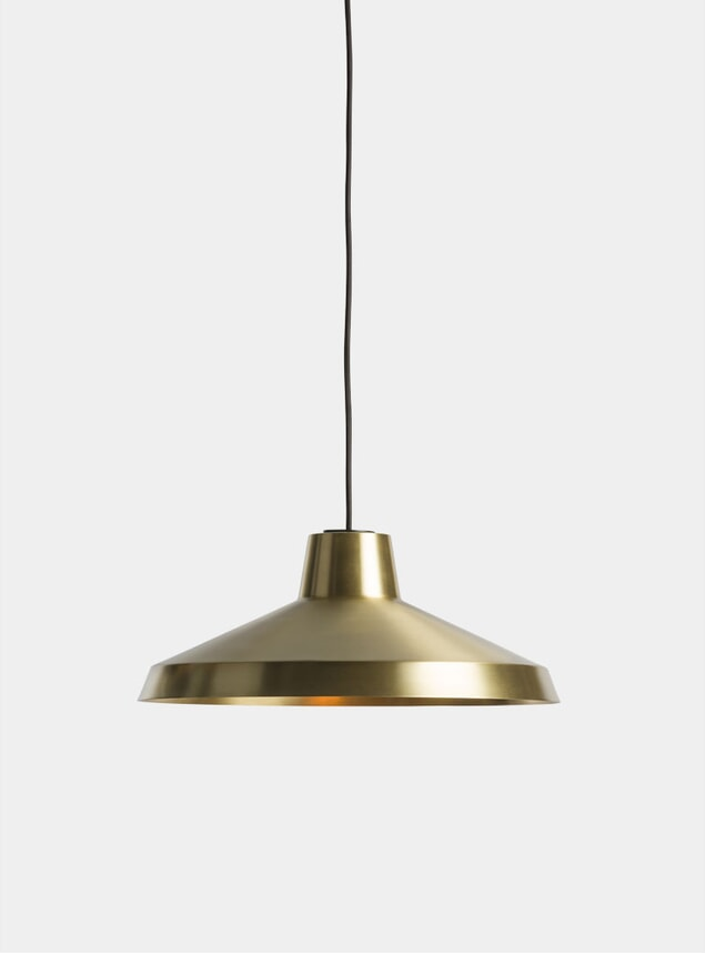 Large Evergreen Pendant Light