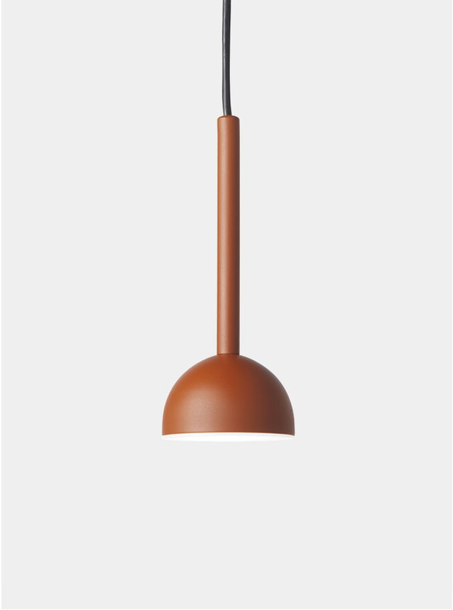 Rust Blush Pendant Light