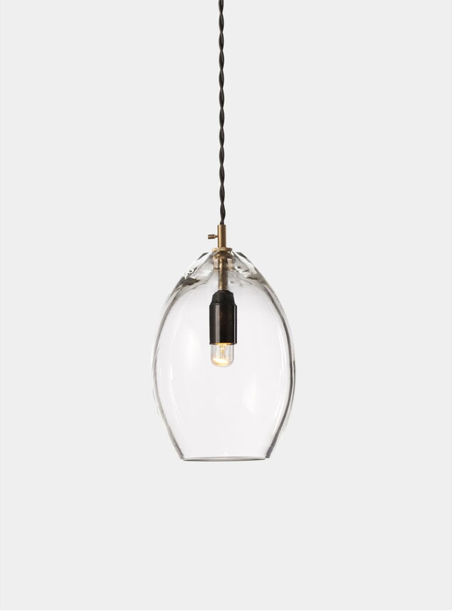 Transparent Unika Pendant Light
