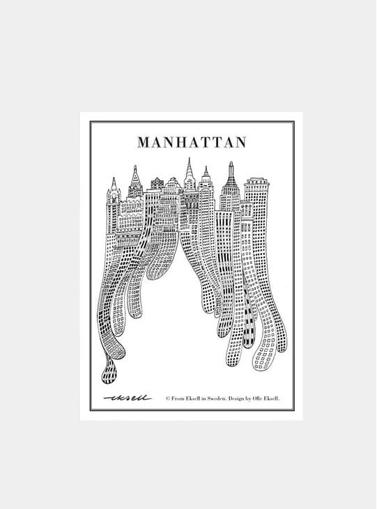 Manhattan Canvas