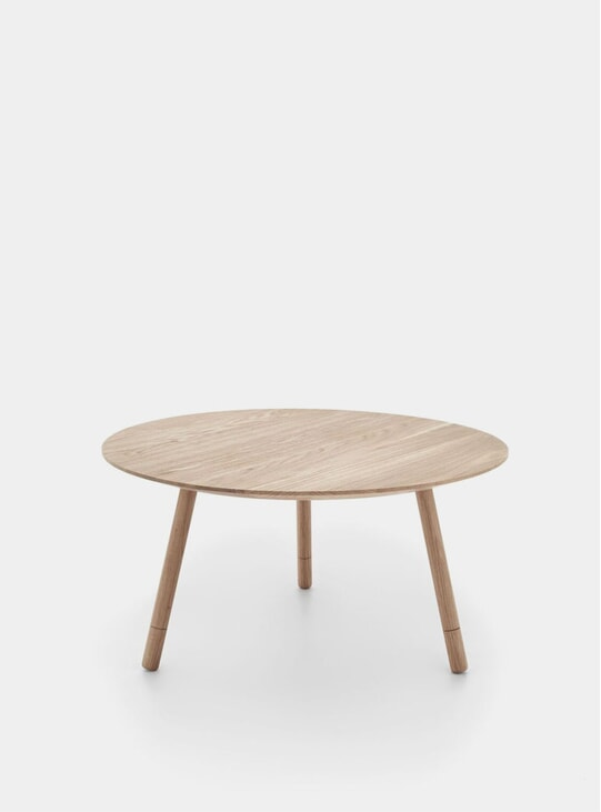 Natural Oak Bison Coffee Table