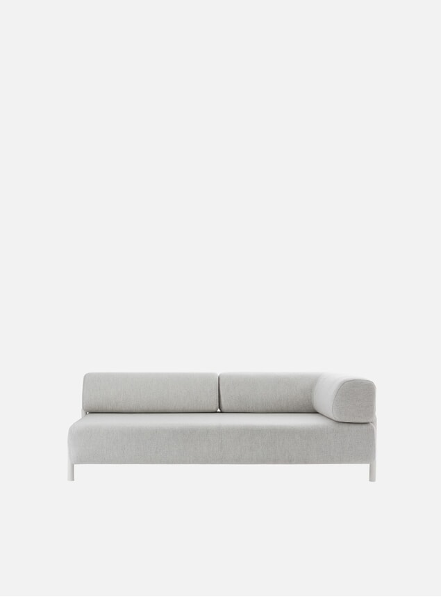 Chalk Palo 2 Seater Chaise