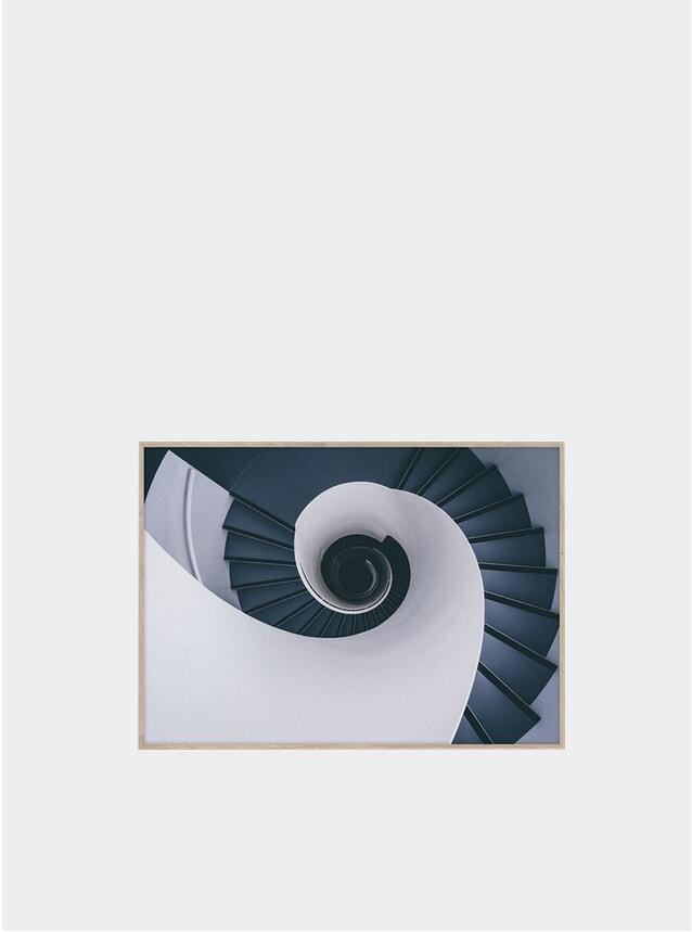 Kua Stairways Print by S100