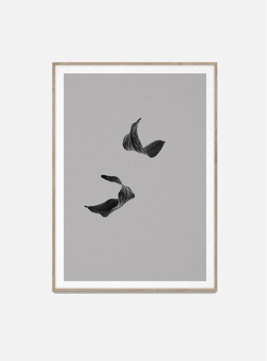Sabi Leaf 02 Print by Norm Architects