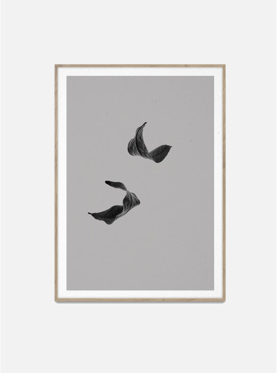 Sabi Leaf 02 Print by Norm Architects