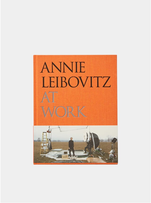 Annie Leibovitz at Work Book