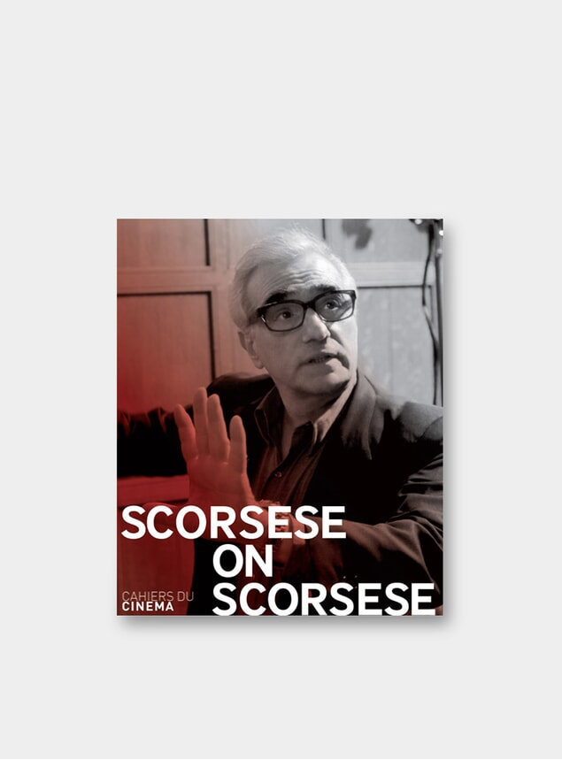 Scorsese on Scorsese Book