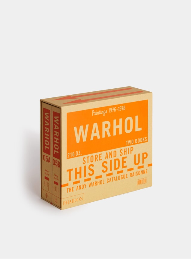 The Andy Warhol Catalogue Raisonné, Paintings 1976-1978 Book