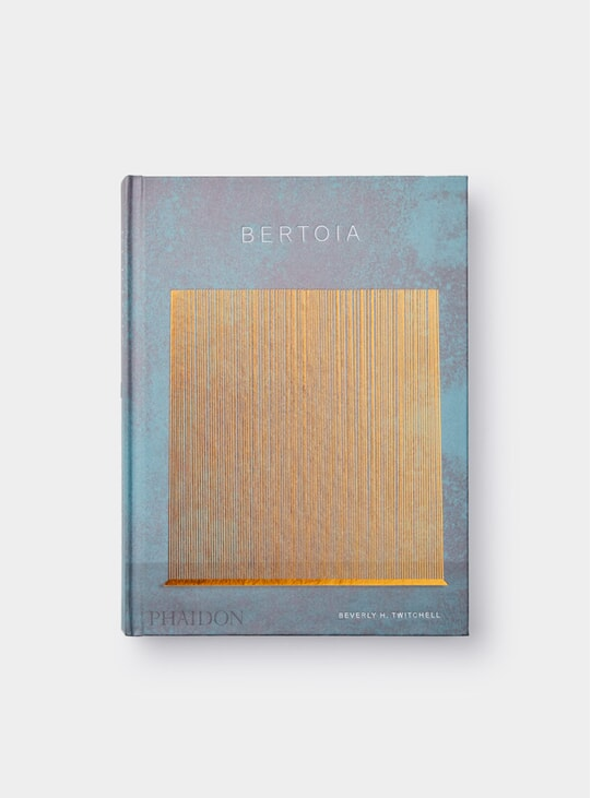 Bertoia: The Metal Worker Book
